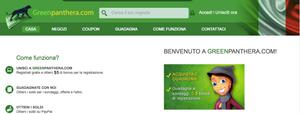 Greenpanthera: sito internazionale di sondaggi