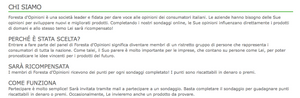 about Foresta d'Opinioni