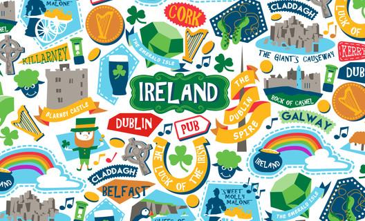 'Vintage Ireland' Pattern