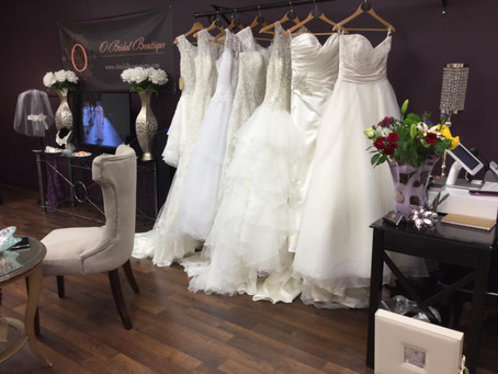 The Top Ten: Mistakes Brides Make When Wedding Gown Shopping