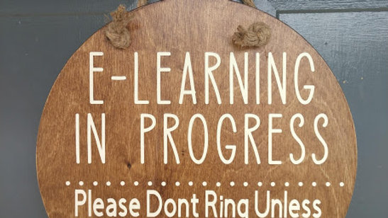 E-Learning..Please Dont Ring Unless You have Wine or Teach Math