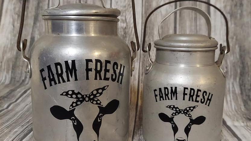 Farm Fresh Decor