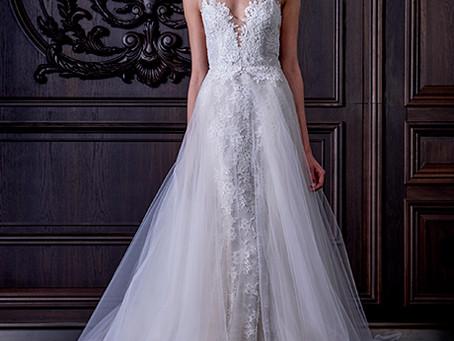 Sneak Peek Into Bridal Fashion Week Spring 2016