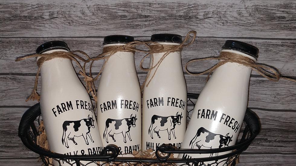 Fresh Milk Basket