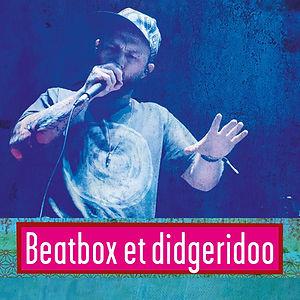 BeatBox et Didgeridoo