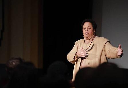 Murrell Speaking - Pitt Leadership Confe