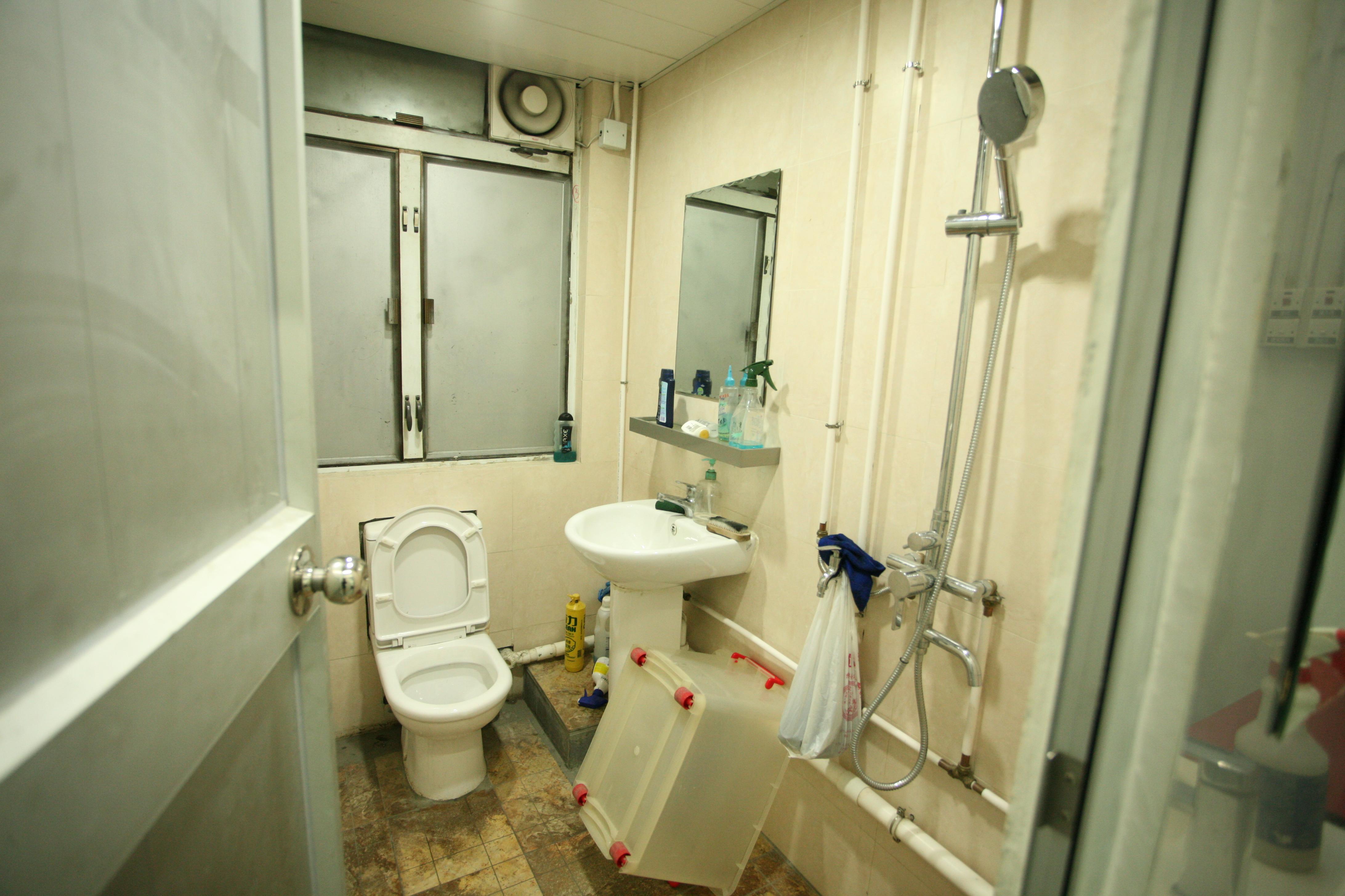洗手間及浴室