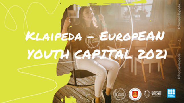 Klaipeda city this year is the European Youth Capital!