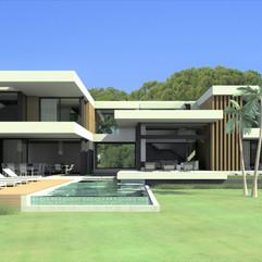 Queen Palm Villas #5