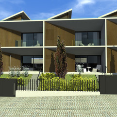 4 Townhouses