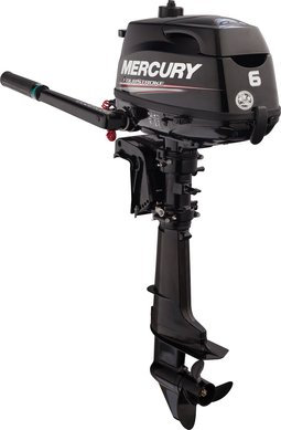 Mercury 6hp - Outboard