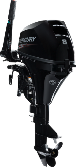 Mercury 8hp - Outboard