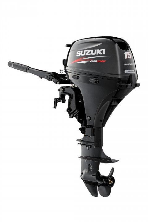 Suzuki 15hp EFI