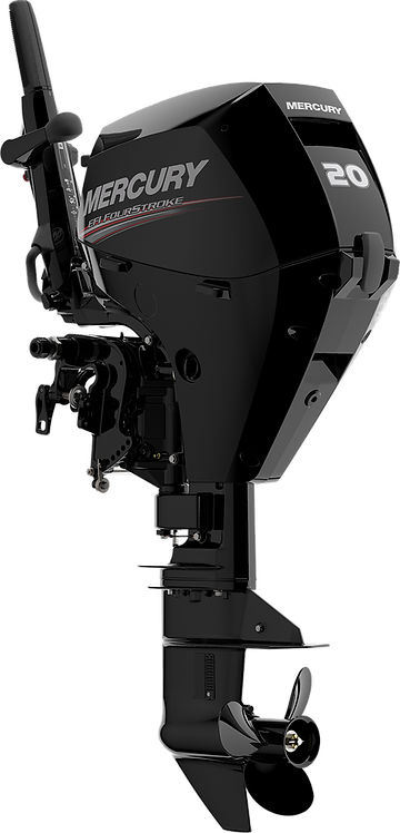 Mercury 20hp EFI - Outboard