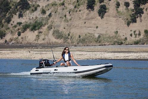 Takacat Sport 340 - Open Transom