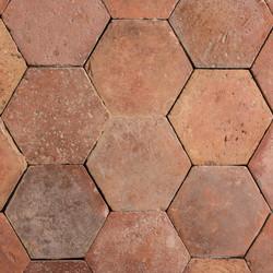 Tomette Hexagon