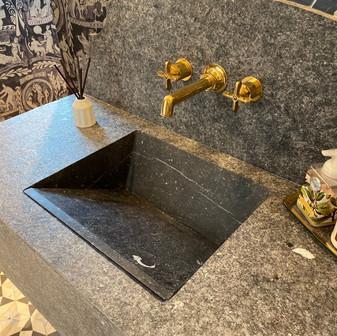 La Maison Nicolas - Belgium Black Flamed Sink (4) LOW RES.jpg