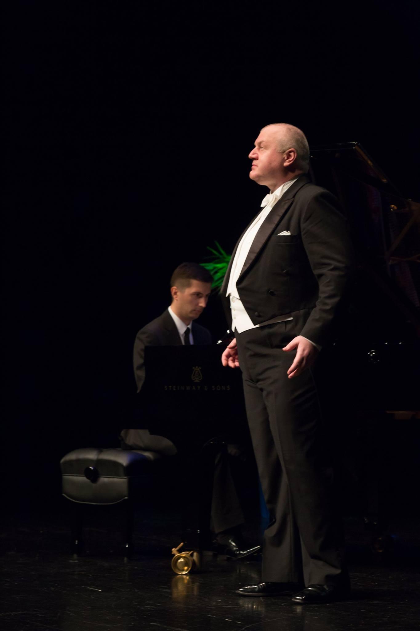Italian Opera Gala, May 2016