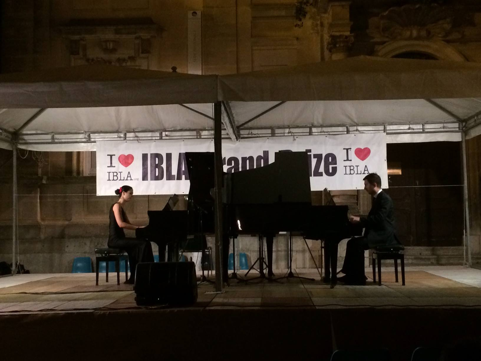 Performance at IBLA Grand Prize