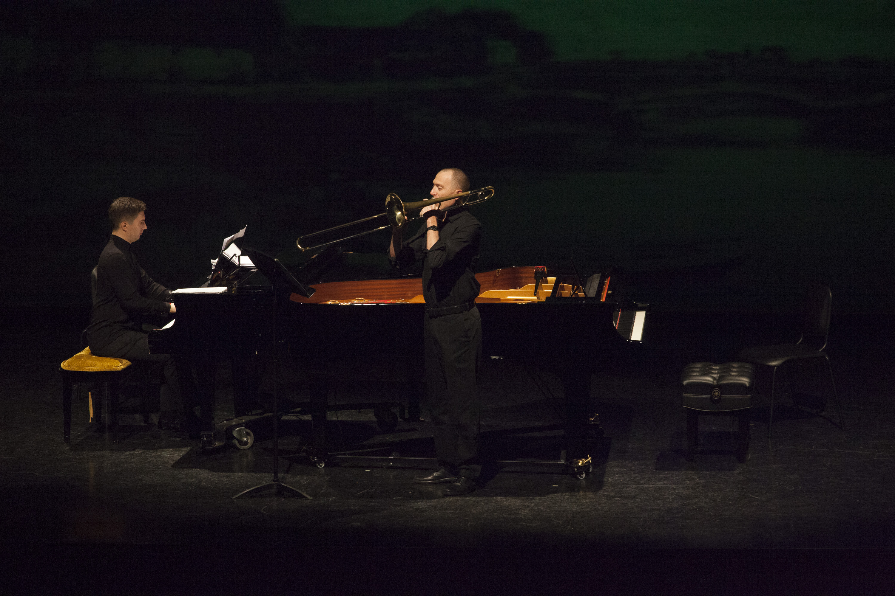 Evening of Duets, 2015
