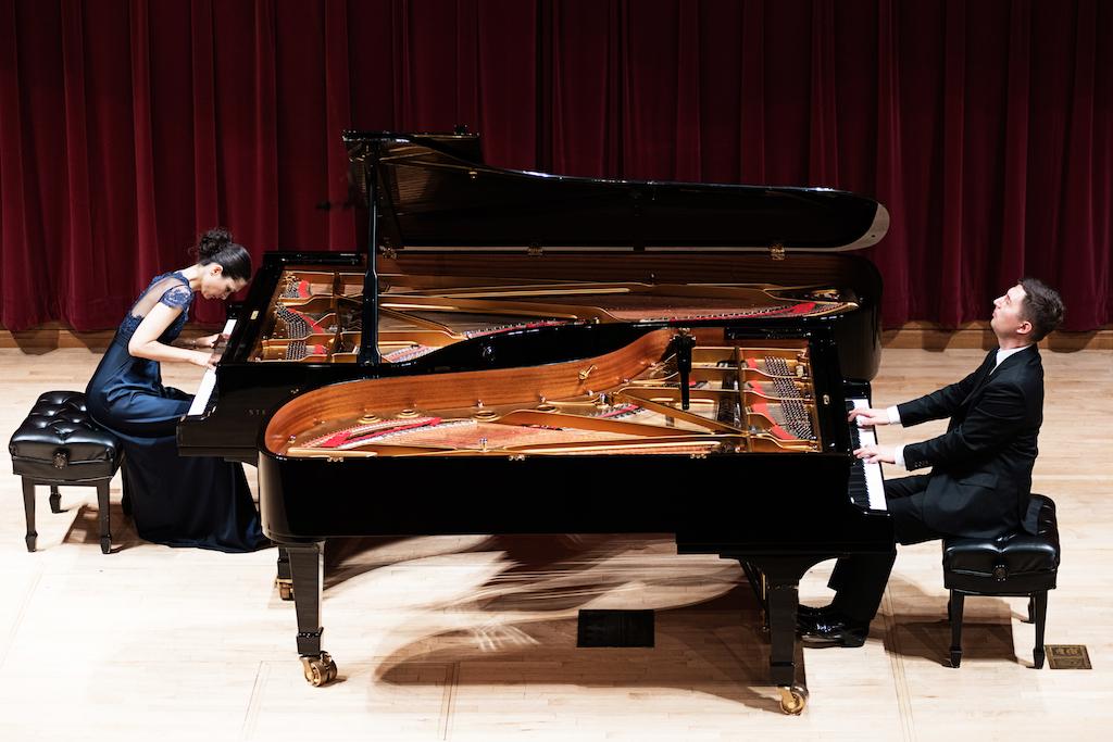 L&V Piano Duo