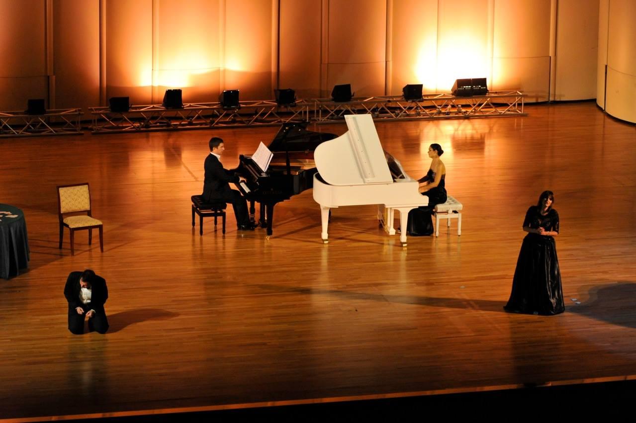 Concert-Opera La Traviata, 2013