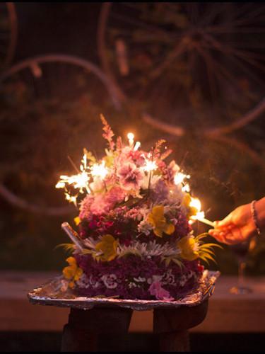 Lanternes et bougies