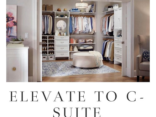 C-Suite Virtual Closet