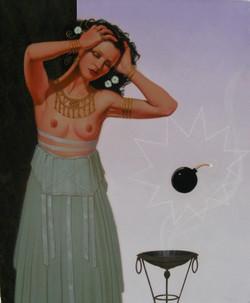 """""""Roman Priestess II"""""""