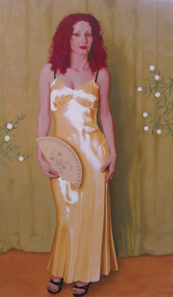"""Portrait of Stacy Lande"""