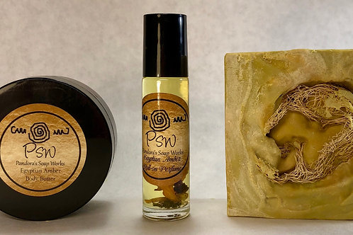 Egyptian Amber Gift Set