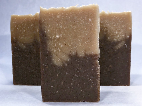 Black & Tan Beer Soap & Shampoo Bar