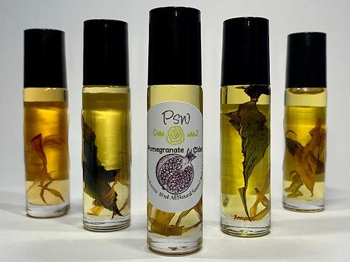 Pomegranate Cider Essential Oil Roll On Perfume