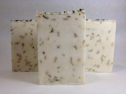 Oatmeal & Lavender Soap Bar