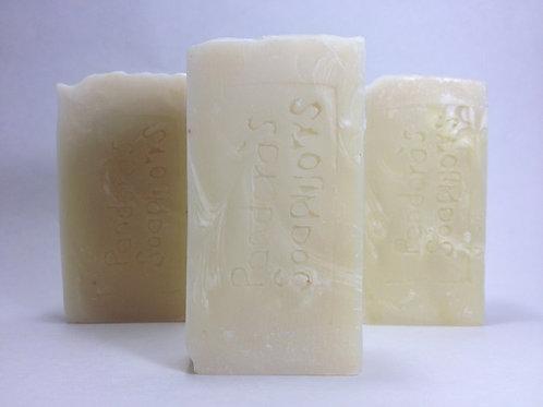 Patchouli, Colloidal Silver & Aloe Soap Bar