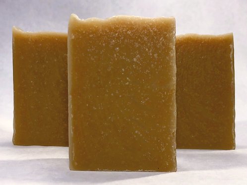 Belgian Wheat Beer Soap & Shampoo Bar