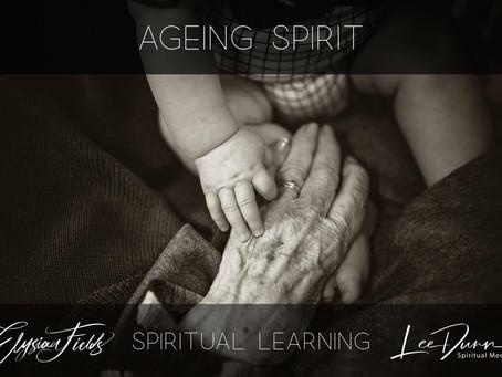 Does spirit age?