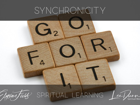 What is a synchronicity?