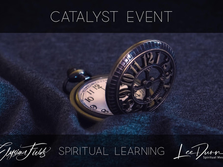 What is a catalyst event?