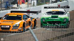 Pirelli World Challenge Audi/Merc