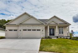 Custom Ranch in West Des Moines