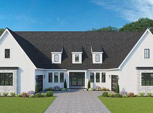 Blackstone - 1.5 Story Home Plan