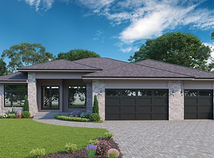 Windsor 1 - Ranch Home Plan