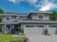 Oakwood - 1.5 Story Home Plan