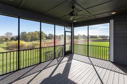 Screen Porch In Des Moines