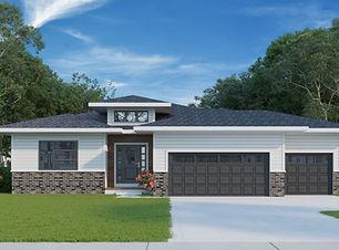 Sinclair 2 - Ranch Home Plan