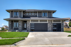 Modern 2 Story Plan in Des Moines