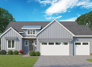 Clearwater - Ranch Home Plan