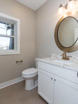 Custom Bathroom in Des Moines