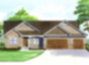 Custom Home Plans - Springfield B